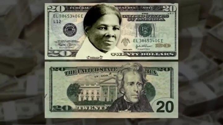 На американской банкноте заменят президента на афроамериканку