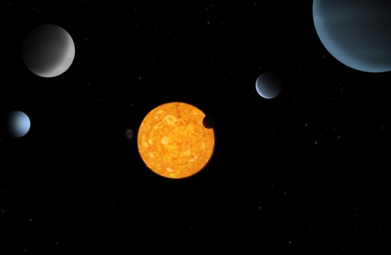Астрономы нашли «танцующую» систему с экзопланетами