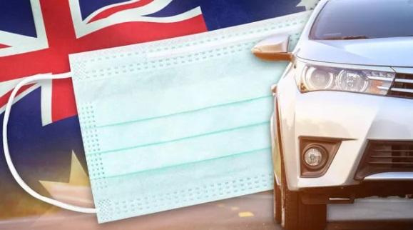 В Австралии появится дорога из медицинских масок