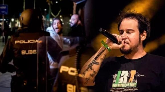 Рэпер оказался популярнее короля: Тысячи испанцев вышли на улицы из-за ареста музыканта