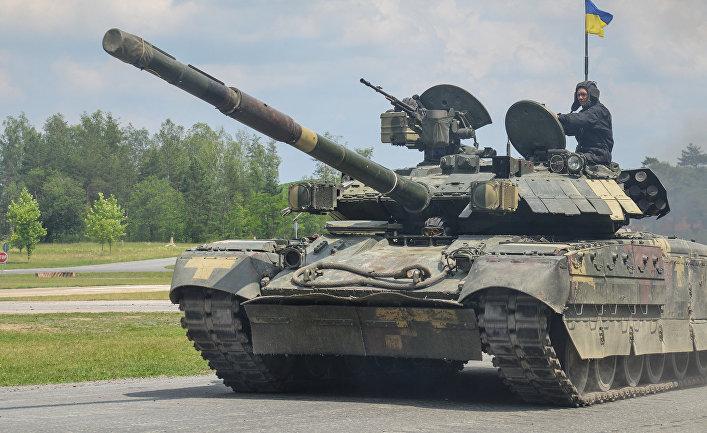 Военных из США научат воевать на украинских танках