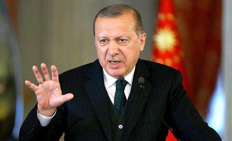Эрдоган анонсировал полет на Луну в 2023 году