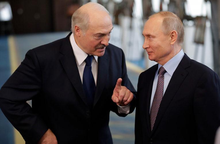 Точную дату встречи Путина и Лукашенко назвали в Кремле