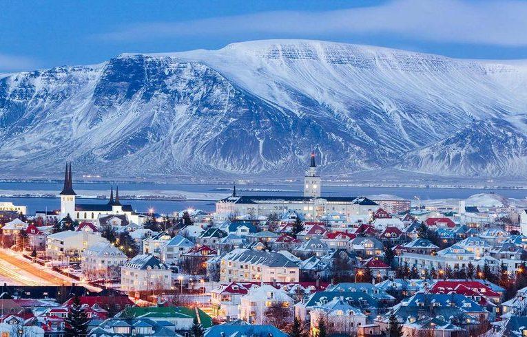 Исландию тряхнуло землетрясение