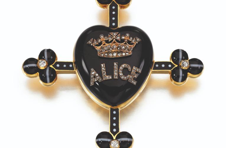 Украшения королевы Виктории выставят на торги