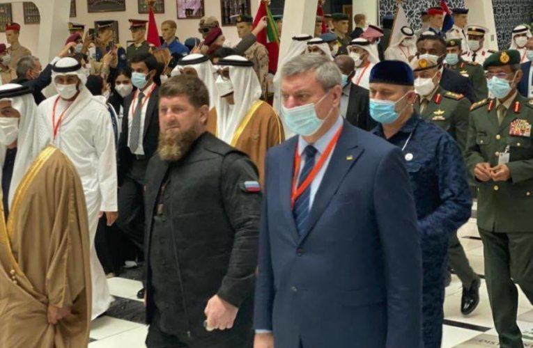 Случайное фото с Кадыровым заставило украинского чиновника объясняться перед начальством