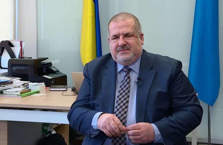 Глава Меджлиса резко отреагировал на идею провести референдум по Крыму и Донбассу