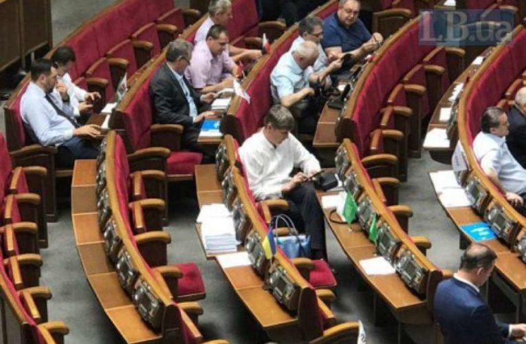 Стало известно о четырех юных детях нардепов, ставших депутатами