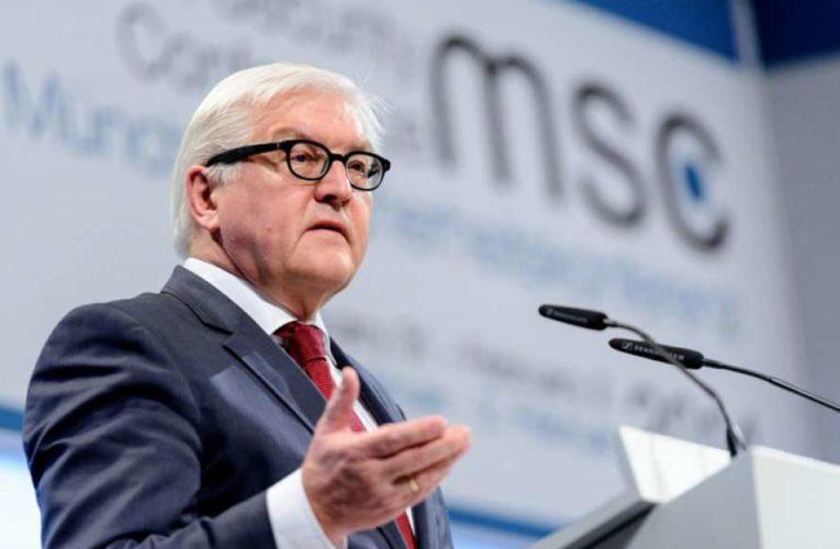 Украина обвинила президента Германии в искажении истории