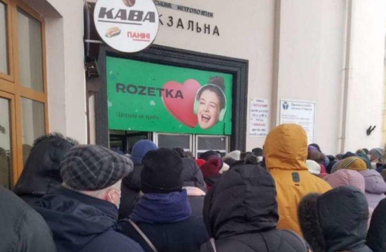 В Киеве ограничат вход в метро