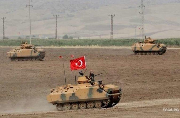 Турция начала новую военную операцию на севере Ирака