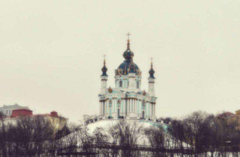Андреевскую церковь снова закрыли