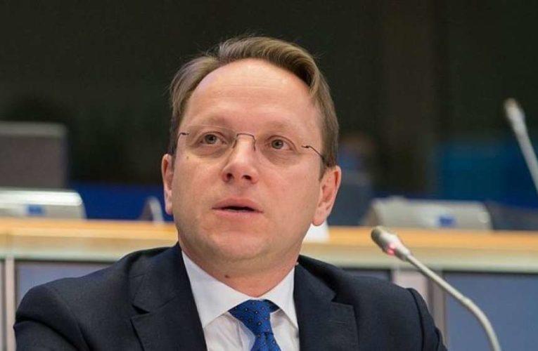 Еврокомиссар попал в базу «Миротворца»