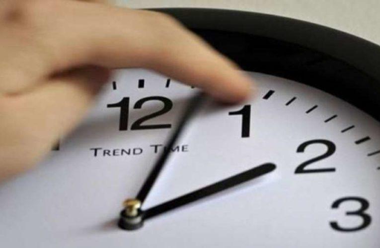 В Украине могут отменить сезонный перевод часов