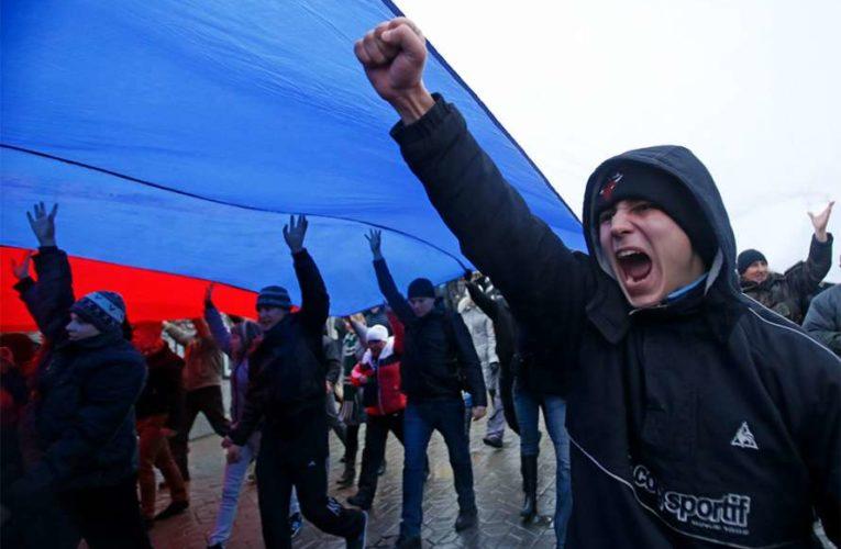 Украинская разведка обнародовала эксклюзивную информацию о захвате Россией Крыма