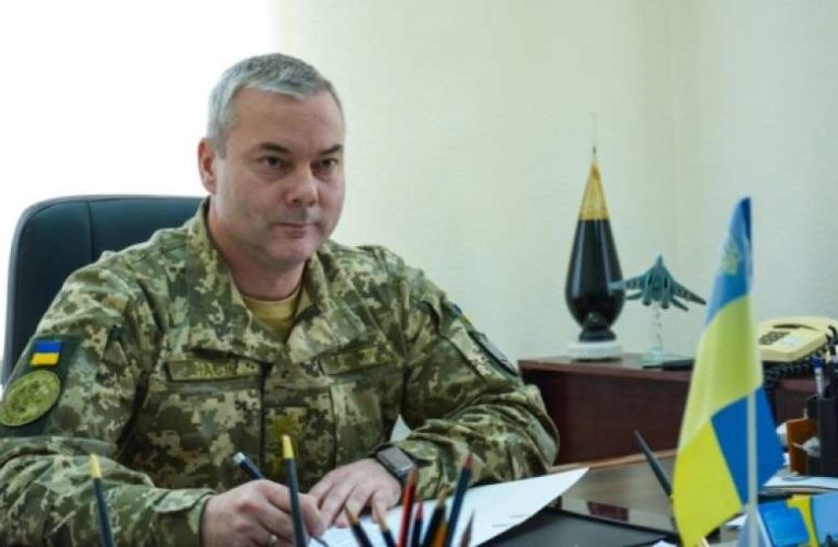 Наев анонсировал беспрецедентные военные учения на территории Украины