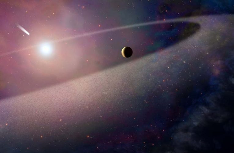 Ученые зарегистрировали самый далекий объект Солнечной системы