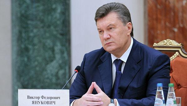 Янукович пригласил украинских прокуроров в Россию