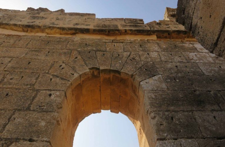 В Турции найдена копия Колизея, которая 1800 лет была под землей