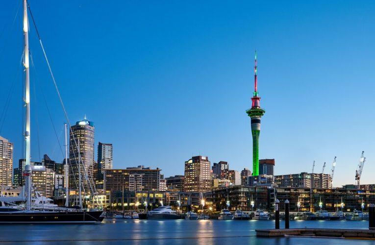 Новая Зеландия закроет город из-за одного случая COVID-19