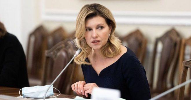 Свое попадание на «Миротворец» жена Зеленского объяснила незнанием технических особенностей Facebook – СМИ