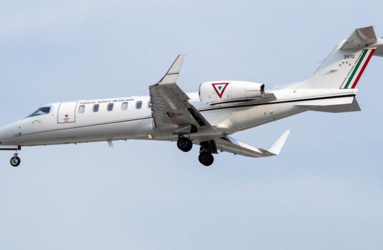 Самолет ВВС Мексики потерпел крушение, есть жертвы (Фото)
