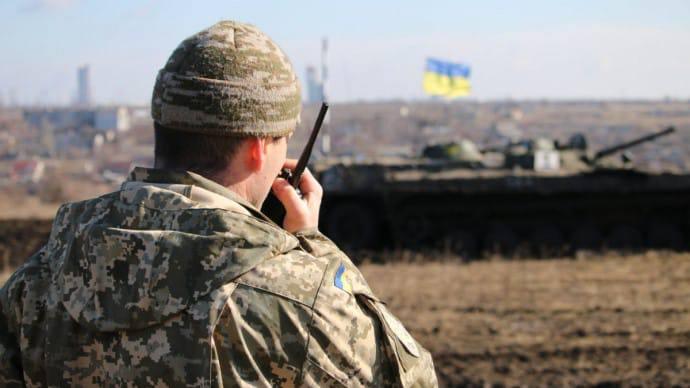 На Донбассе наблюдается серьезное обострение ситуации