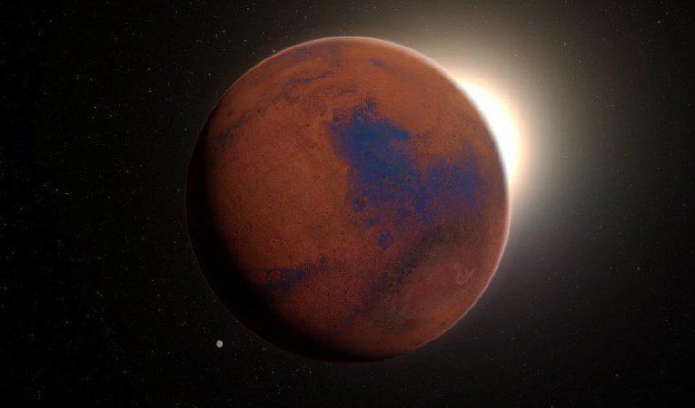 Марсианские бури оказались способны вырабатывать электричество
