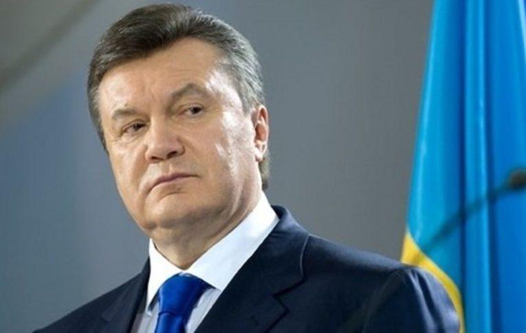 Янукович обвинил лидеров Майдана в ситуации с Крымом и Донбассом