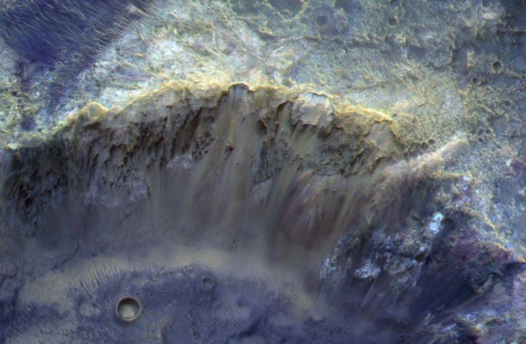 Названа дата посадки марсохода Perseverance от NASA