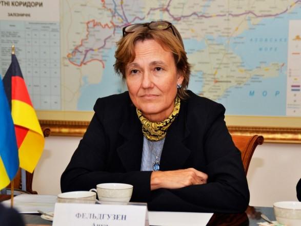 Посол Германии рассказала о безвизовых поездках для украинцев