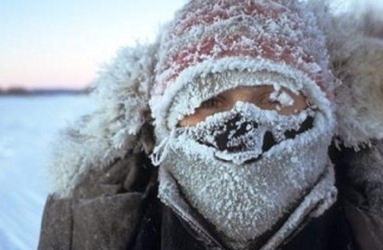 На Украину надвигается новое похолодание