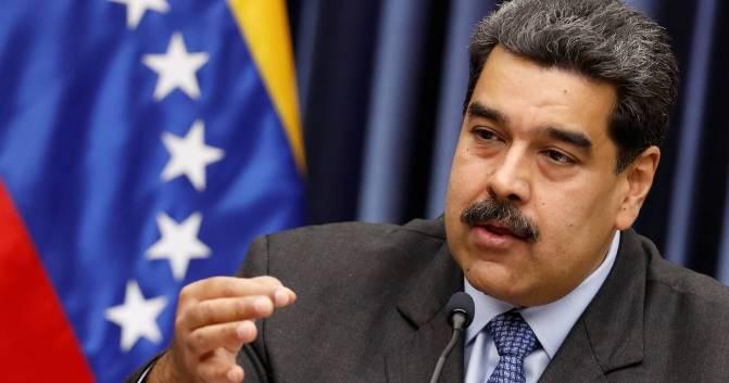 Мадуро отказался от диалога с Евросоюзом из-за санкций