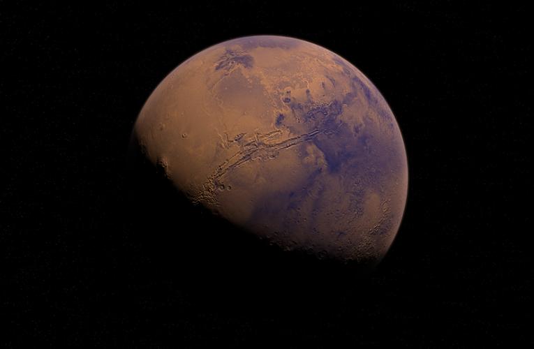 Марсоход NASA передал первый снимок планеты