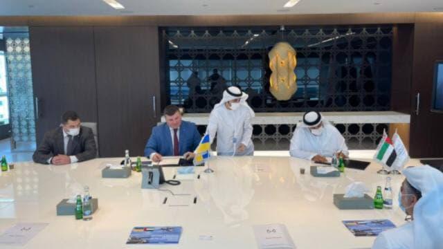 Укроборонпром в ОАЭ заключил соглашения на $1 млрд