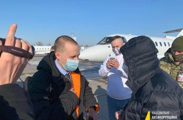 """В """"Борисполе"""" при попытке покинуть страну задержали топ-фигуранта по делу ПриватБанка"""