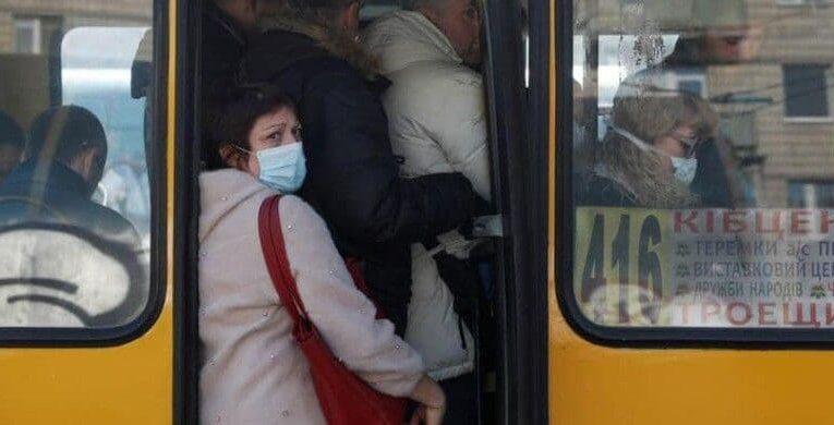В регионах красный зоны запретят общественный транспорт