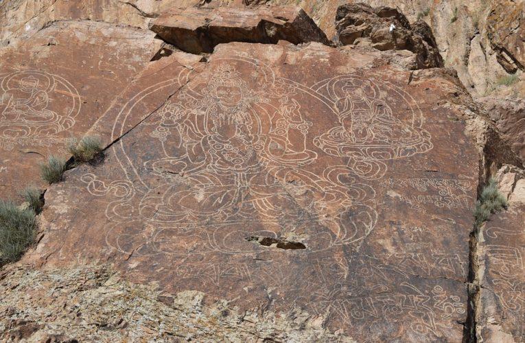 Ученые нашли древнейший наскальный рисунок — его оставили 17 тысяч лет назад