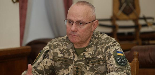 Хомчак подтвердил подготовку ВСУ к штурму городов