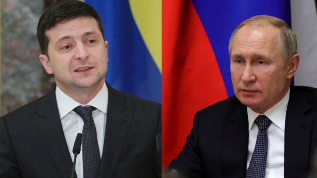 Зеленский захотел лично встретиться с Путиным