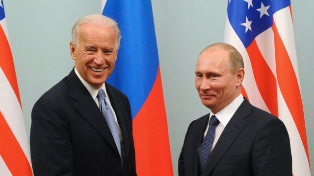 Байден отказался от разговора с Путиным