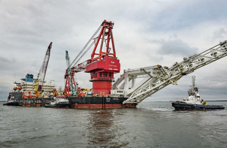 Nord Stream 2 AG  назвала условие прокладки второй нитки газопровода «Северный поток — 2»