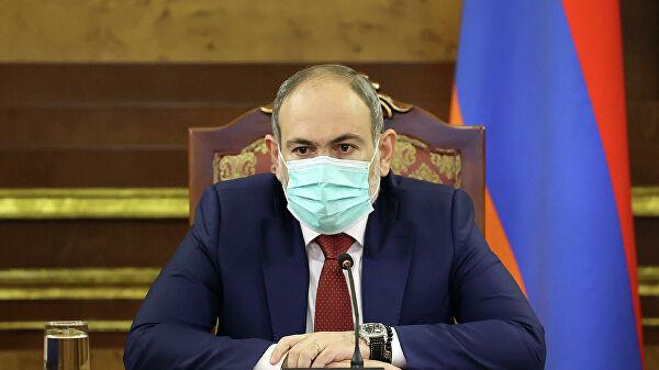 Пашинян анонсировал изменения в Конституции Армении