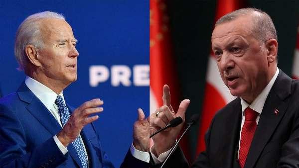 Эрдоган оценил слова Путина и Байдена друг о друге