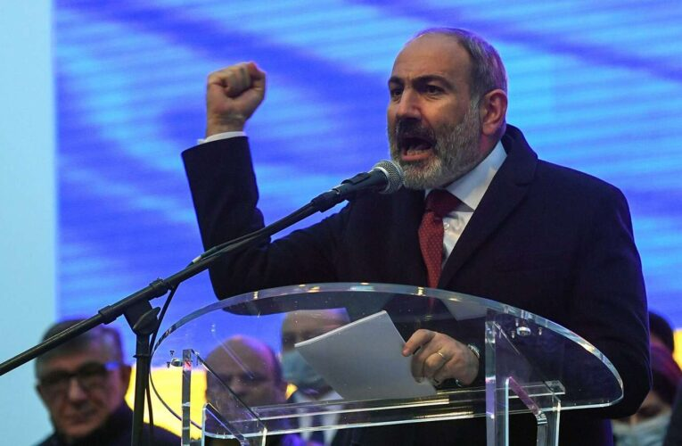 Пашинян назвал дату внеочередных выборов в парламент Армении