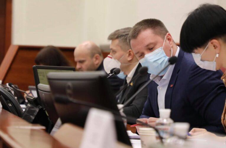 Михаил Терентьев рассказал, где в Києве появятся зеленые зоны
