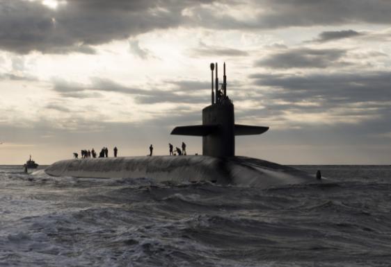 КНДР готовится спустить на воду новую субмарину с баллистическими ракетами на борту