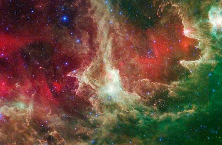 В созвездии Кассиопея зарождается новая звезда