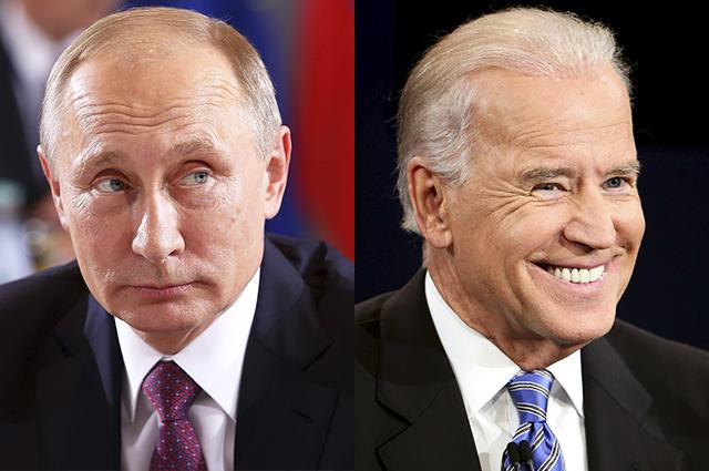 Байден запланировал обсудить на встрече с Путиным ситуацию на Украине