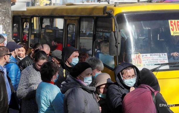Перевозчики заявили о возможной остановке работы маршруток в Киеве